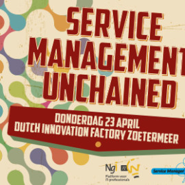 April 23, 2015: Service Manager Day 2015 'Servicemanagement Unchained'